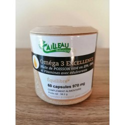 Omega 3 Excellence (Cailleau)