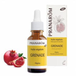 huile végétale de Grenade 30ML