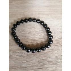 Bracelet en shungite perles...