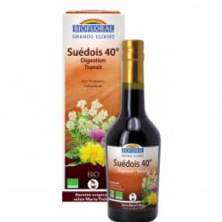 Elixir du Suédois Bio 40° -...