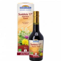 Elixir du Suédois Bio 17° -...
