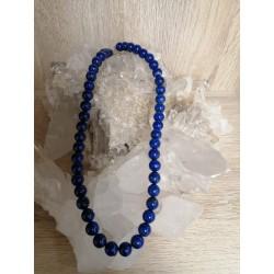 collier en Lapis Lazuli...